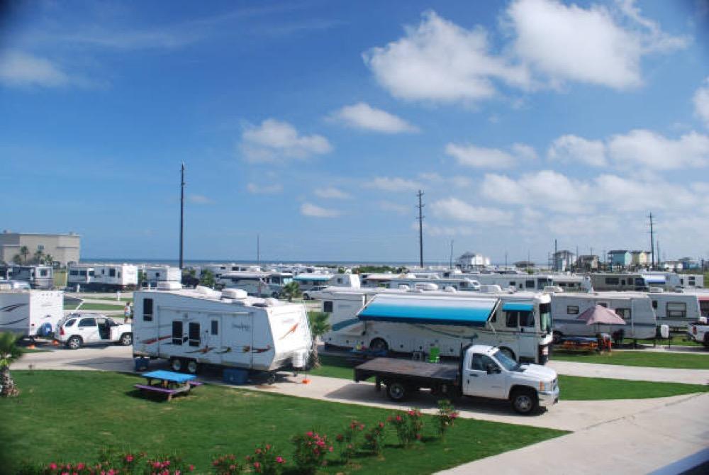 Galveston Island Rv Resort Galveston Tx