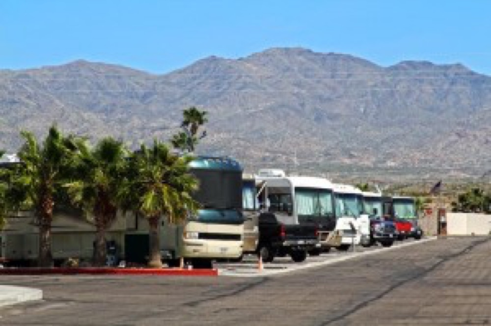 Map Of Arizona Rv Parks.Blue Water Rv Park Parker Az Campgrounds