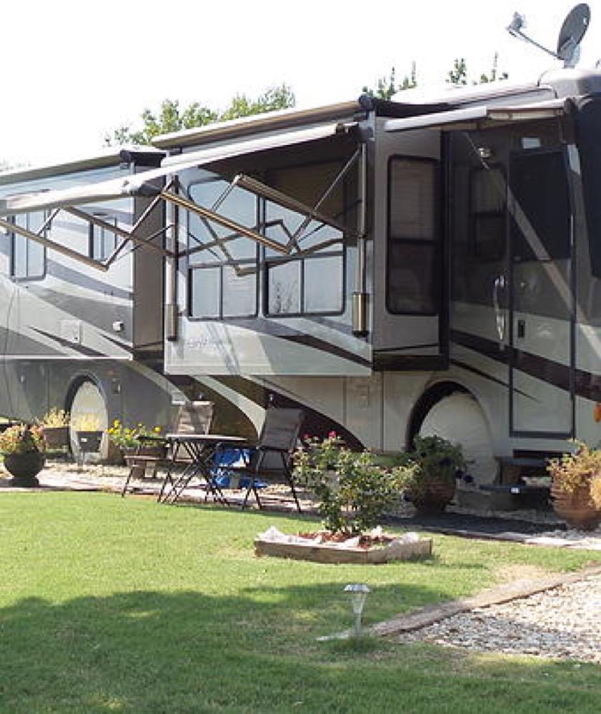 Shady Creek Rv Aubrey Tx Campgrounds
