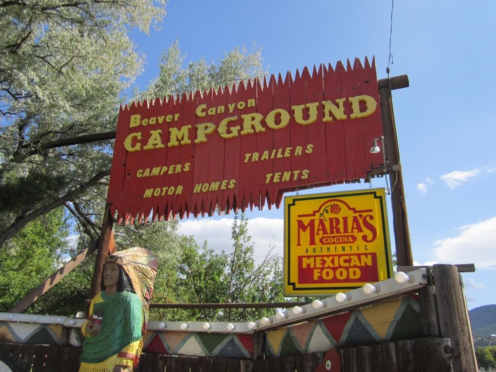 Beaver Canyon Campground - Beaver, UT - Campgrounds