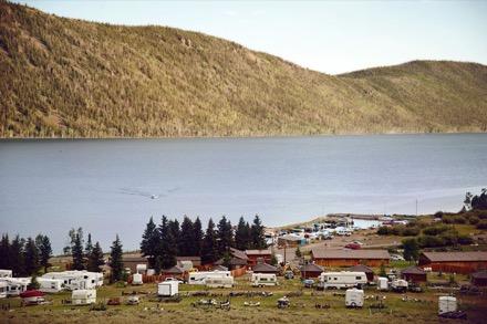 Campgrounds in manti utah camp native for Fish lake utah