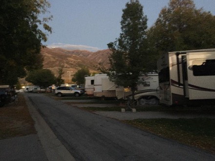 Lagoon S Rv Park Amp Campground Farmington Ut Campgrounds