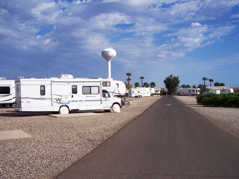 Cocopah Bend Rv Amp Golf Resort Yuma Az Campgrounds