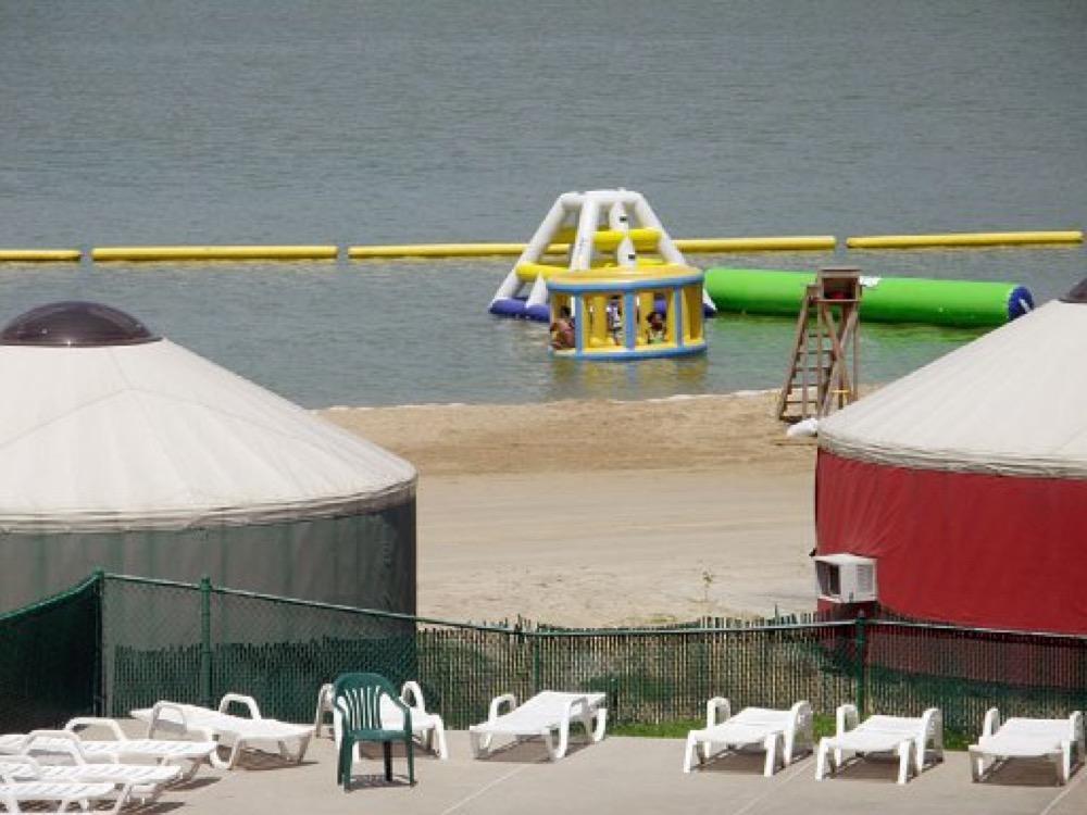 Crystal Lake Rv Resort Lodi Wi Campgrounds