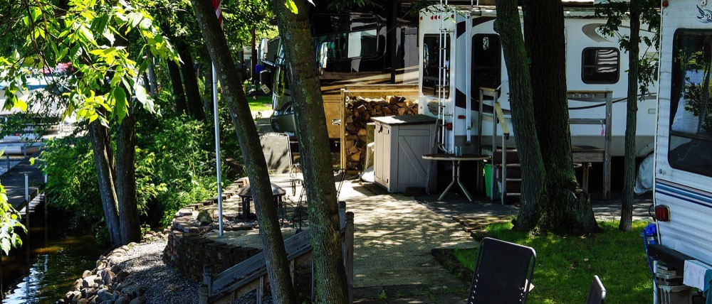 Ridgewood Campground - Plover, WI - Campgrounds