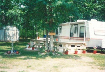Dufour S Pine Tree Campground Danbury Wi Campgrounds