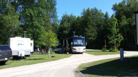Campgrounds In Porterfield Wisconsin Camp Native