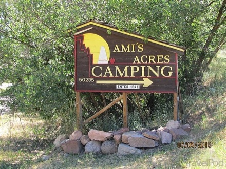 Campgrounds in glenwood springs colorado camp native for Hideout cabins glenwood