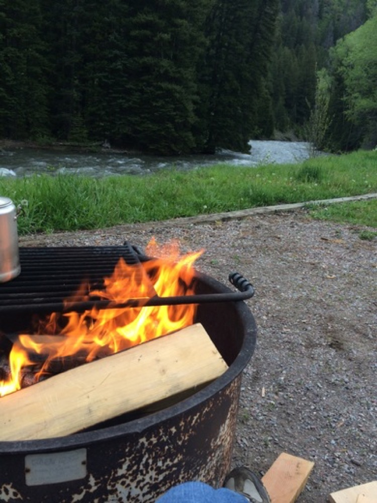 Find Nearest Gas Station >> Bogan Flats Campground - Carbondale, CO - Campgrounds