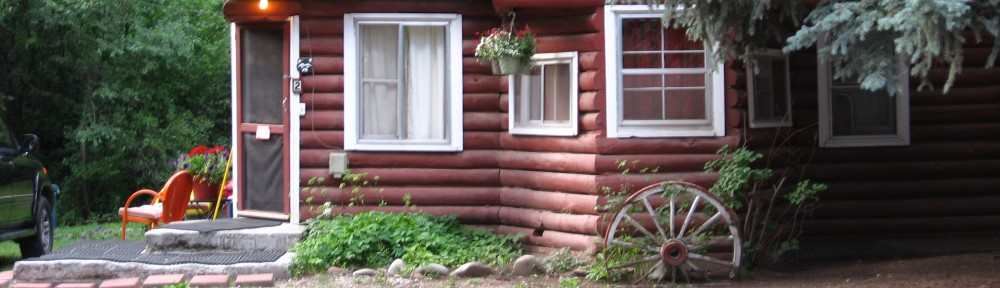 Hideout cabins campgrounds glenwood springs co for Hideout cabins glenwood