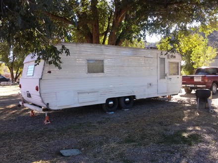 Blue Mountain Rv Park Trailer Dove Creek Co Campgrounds