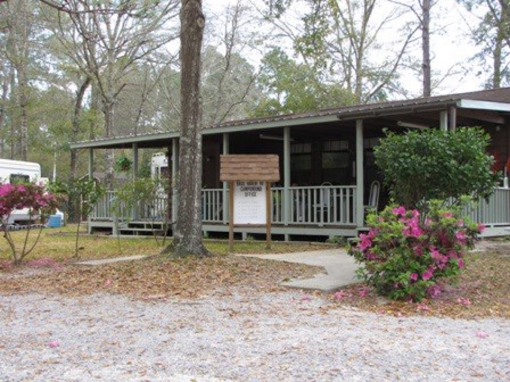 Bass Haven Camp Grounds Defuniak Springs Fl Campgrounds