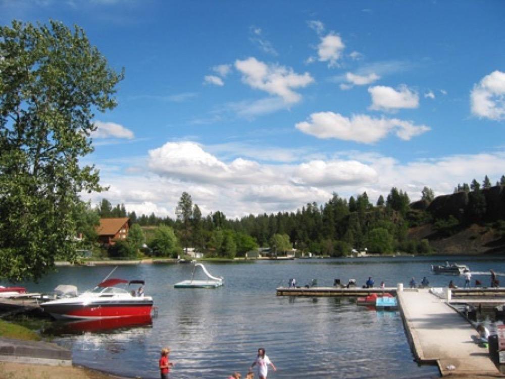 Klinks-Williams Lake Resort - Cheney, WA - Campgrounds