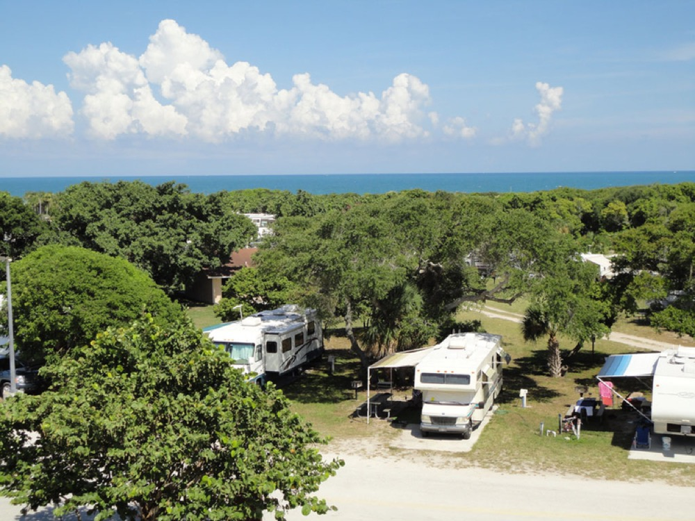 Jetty Park Campground Map Jetty Park Campgrounds   Cape Canaveral, FL   Campgrounds