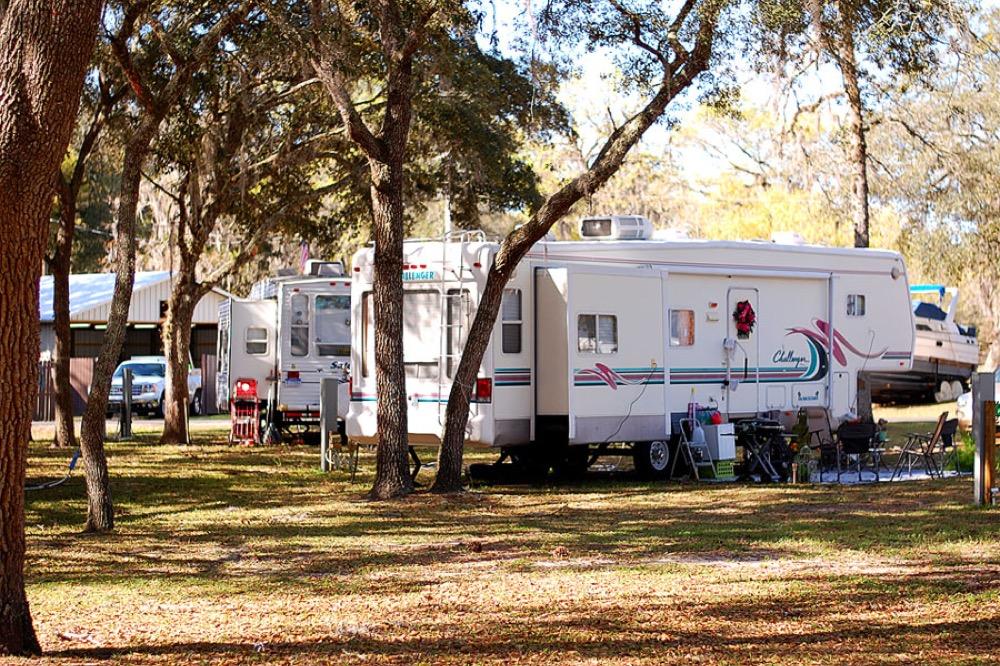 Ridge Manor Campground Dade City Fl Campgrounds