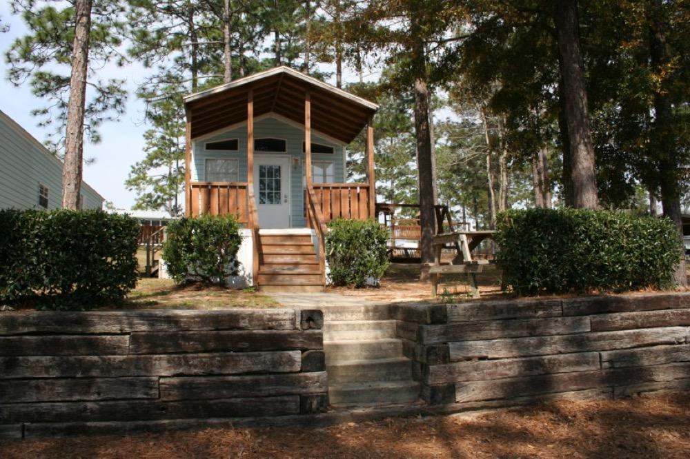 Sunset King Lake Campground Defuniak Springs Fl