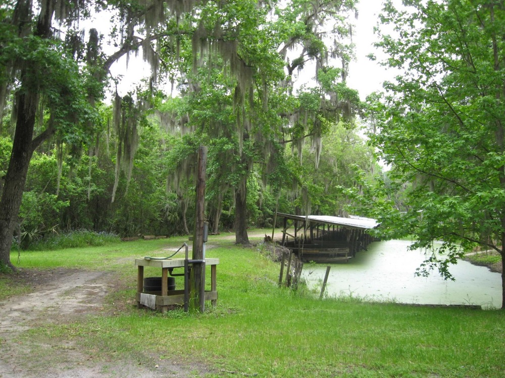 Twin lakes fishing camping hawthorne fl campgrounds for Hawthorne fish house