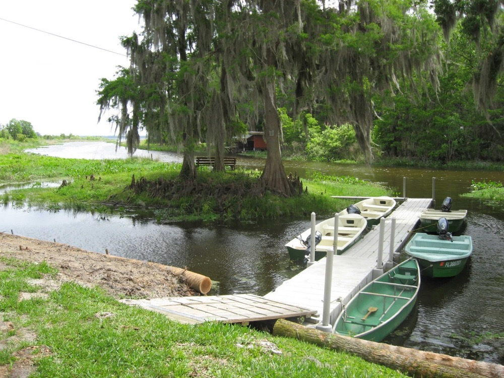Twin lakes fishing camping hawthorne fl campgrounds for Campsites with fishing