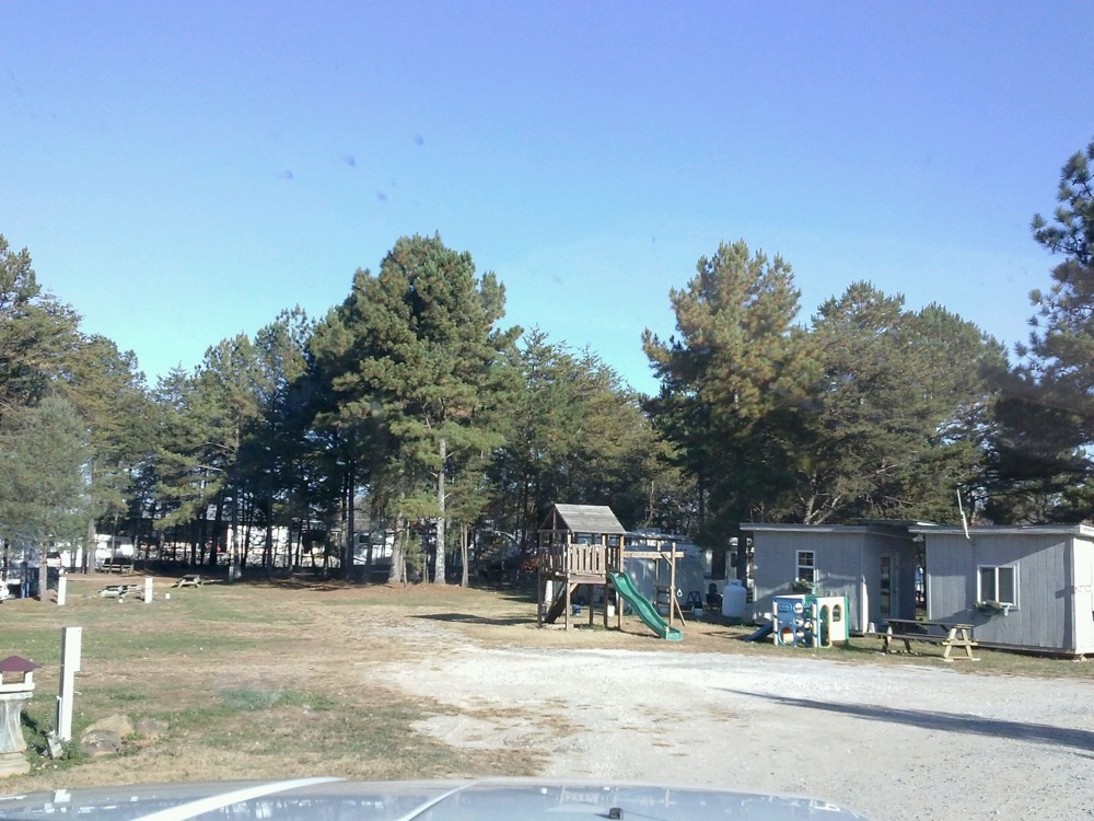 Campgrounds in oregon with rv hookups in ellijay