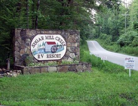 Campgrounds In Clarkesville Georgia Camp Native