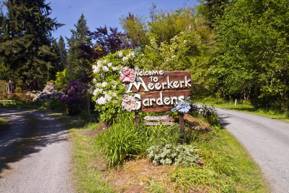 Meerkerk Gardens - Greenbank, WA - Campgrounds