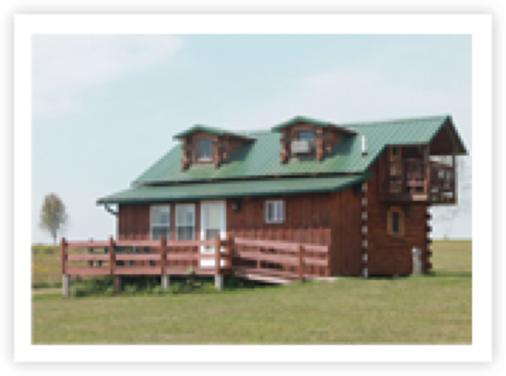 Pine creek cabins campground decorah ia campgrounds for Cottages at camp creek