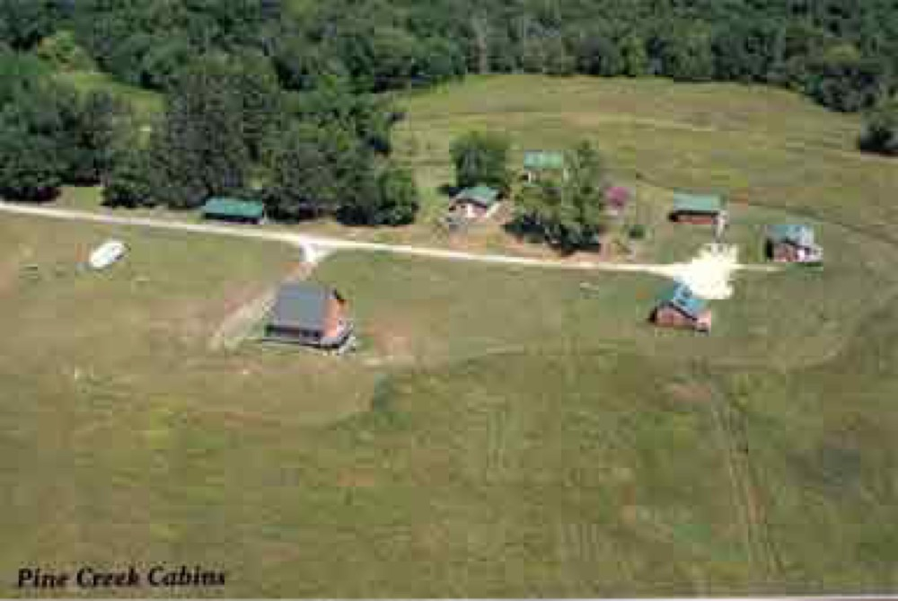 Pine Creek Cabins & Campground - Decorah, IA - Campgrounds