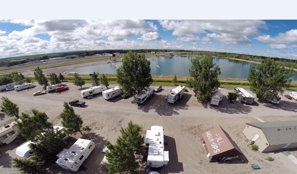 Wakeside Lake Amp Campground Rexburg Id Campgrounds