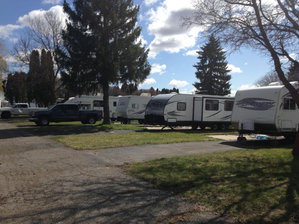 Goose Creek Rv Park Wilbur Wa Campgrounds