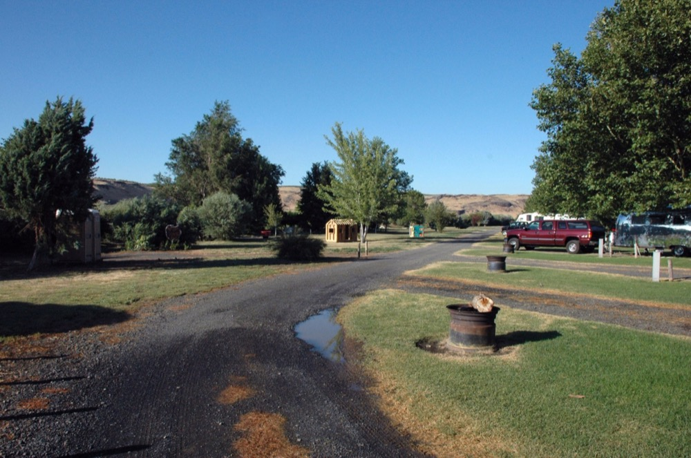 Pierce S Green Valley Rv Park Touchet Wa Campgrounds