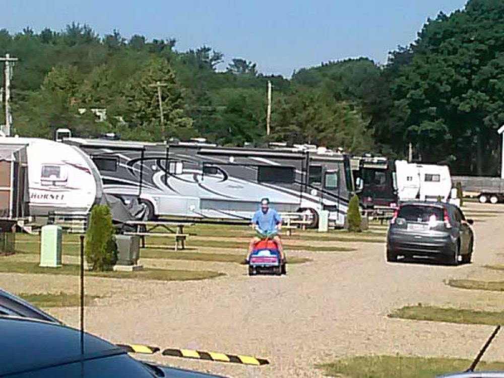 Duval RV Park - Wells, ME - Campgrounds