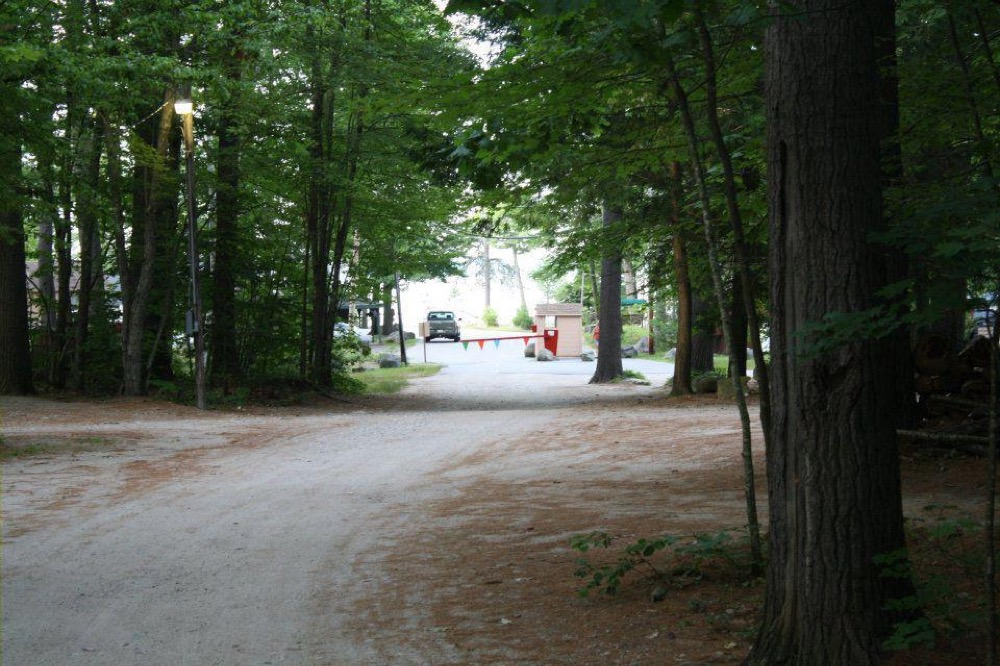 sebago lake family campground standish me campgrounds