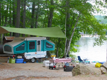 Campgrounds In North Waterford Maine Camp Native