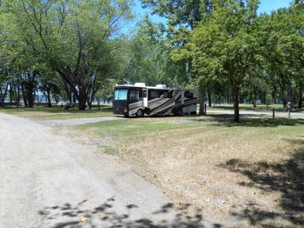 4 H Park Campground Pontiac Il Campgrounds