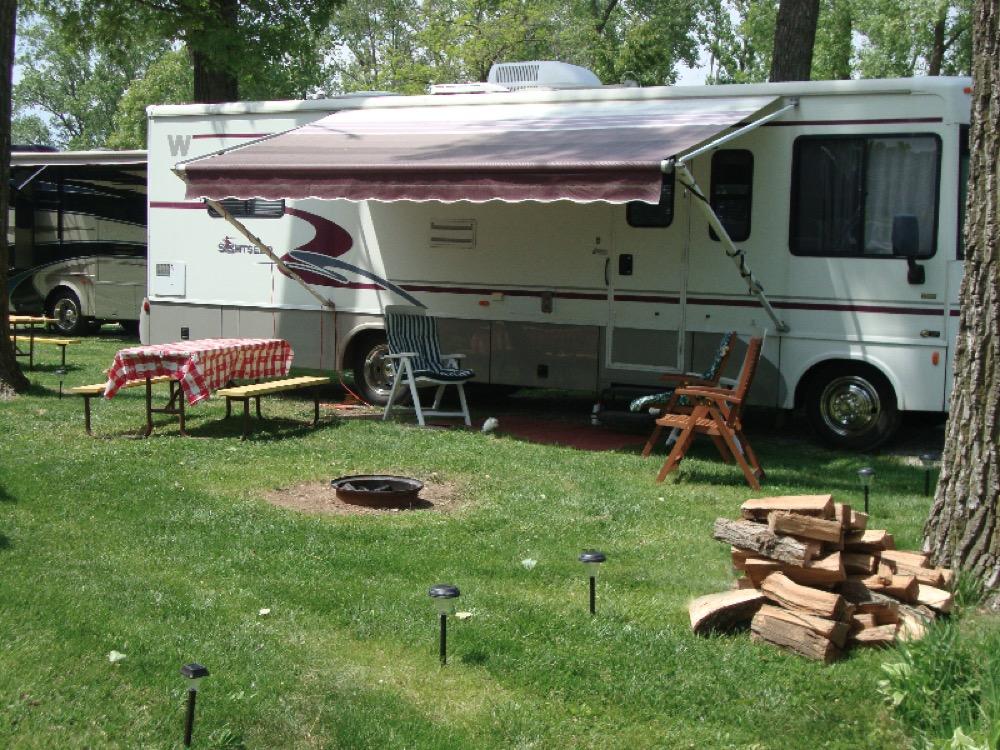 Rock Island / Quad Cities KOA at Camelot Campground - Rock ...