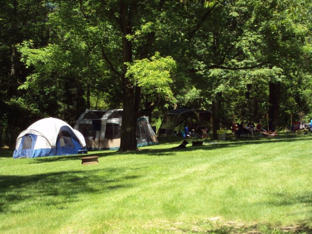 Quarry Lake Campground - Fillmore, IN - Campgrounds