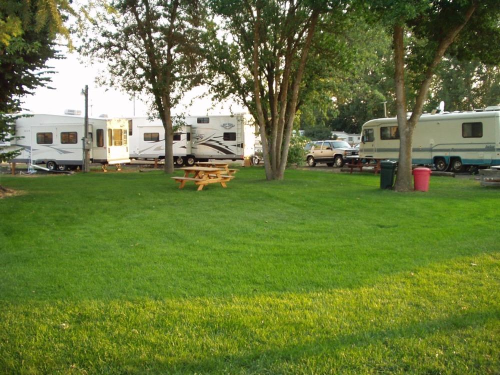 Sprague Motel Amp Rv Park Sprague Wa Campgrounds