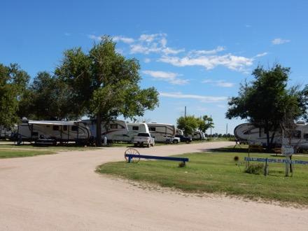 Seven Pines Rv Park Guymon Ok Campgrounds