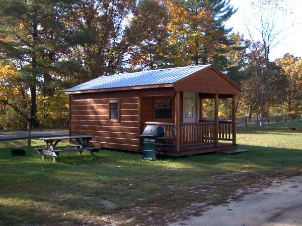 Leisure Time Campground - Tent 45