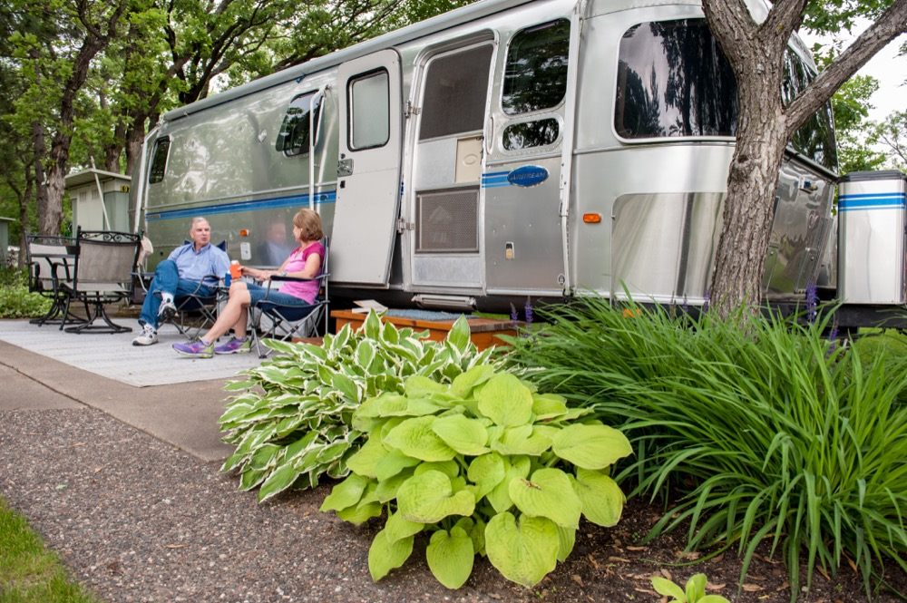 Minnesota Airstream Park - Clear Lake, MN - Campgrounds