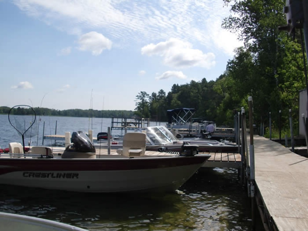 Knotty Pines Resort Nevis Mn Campgrounds