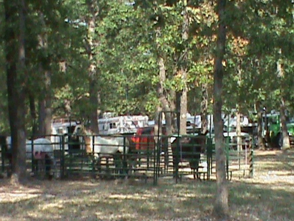 Flag Springs Campground & Horse Stables - Washburn, MO