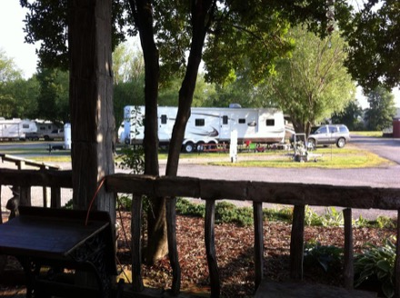 Cozy Corners Rv Park Clinton Mo Campgrounds