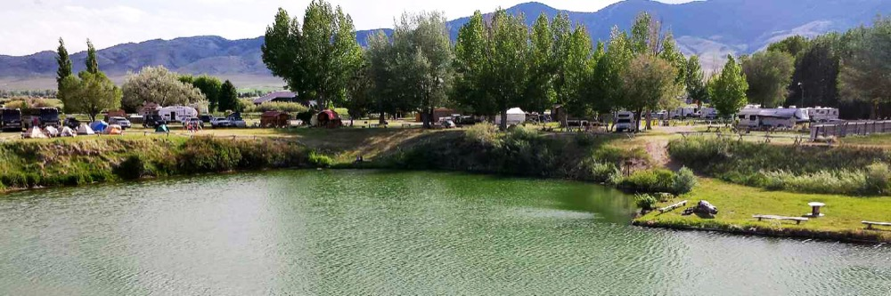 Ruby Valley Campground Alder Mt Campgrounds