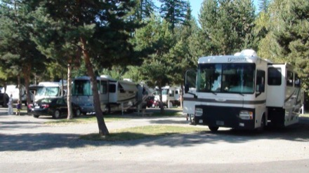 Aspen Grove Campground Lincoln Mt Campgrounds