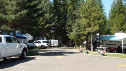 Swan Lake Campground Swan Lake Mt Campgrounds