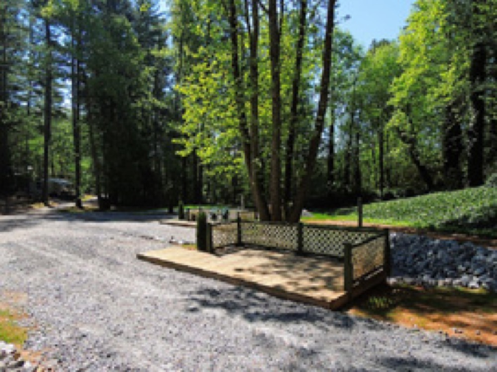 Country Woods RV Park - Franklin, NC - Campgrounds