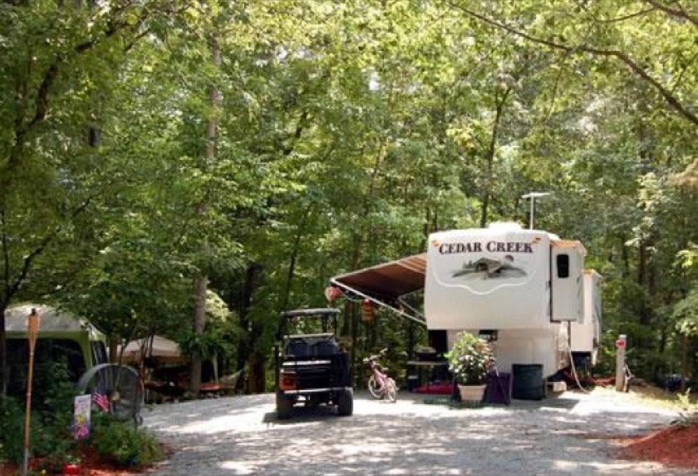 Forest Lake Rv Amp Camping Resort Advance Nc Campgrounds