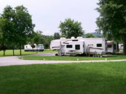 Barefoot Landing Amp Rv Park On Lake James Marion Nc