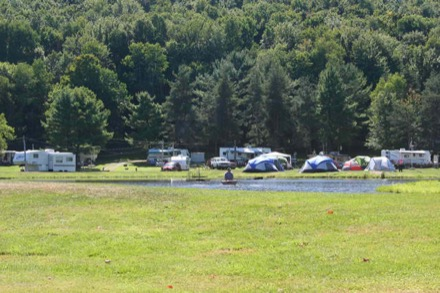 Campgrounds In Franklinville New York Camp Native